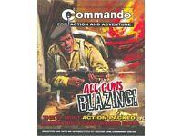 Various Comics - collections Conan, EAGLE, BATTLE, Action, Commandos,