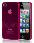 Pink Crystal iPhone 4 Case