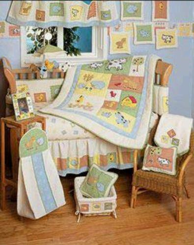 Farm Animal Baby Bedding Ebay