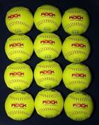 Used Softballs