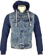 Mens Denim Jacket XL