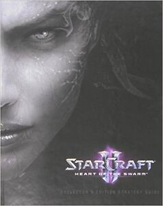 New and sealed Starcraft II : Heart of the Swarm  guide