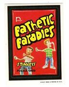 Wacky Packages RARE
