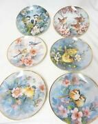 Franklin Mint Bird Plates
