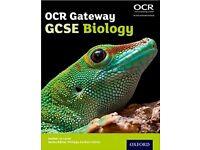 GCSE Biology (new spec)