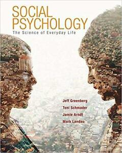 Social Psychology The science of everyday life