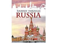 Russia (Journey Through) Hardcover – Illustrated