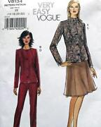 Vogue Sewing Patterns