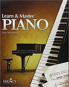 Learn and Master Piano Set - 14 DVD's + 5 CD's