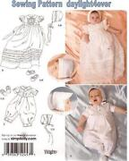 Christening Dress Pattern