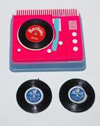 Barbie Record Player