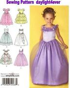 Pageant Dress Patterns