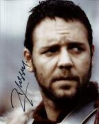 Russell Crowe Signed
