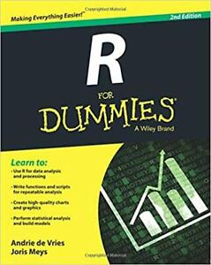 R for Dummies Text Book