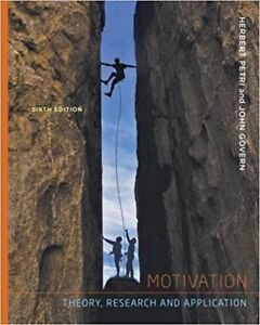 """""""Motivation"""" - 6th Edition, AND """"Coming into Being"""""""