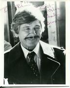 Charles Bronson Signed