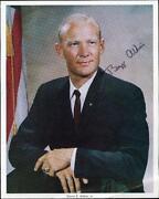 Buzz Aldrin Signed Photo
