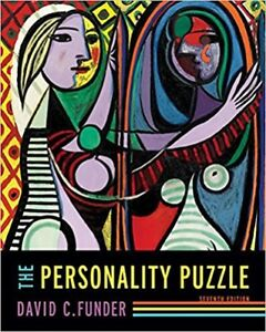 Personality puzzle 7th edition