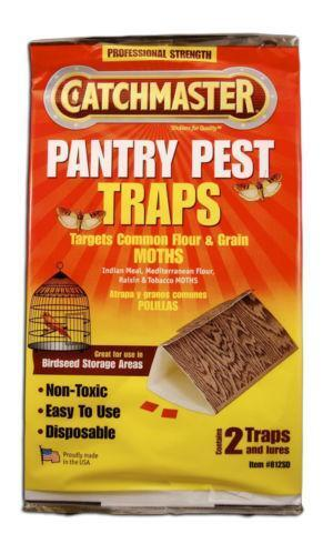 Pantry Moth Traps Pest Amp Weed Control Ebay