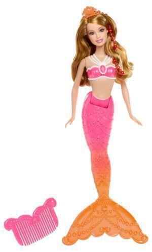 barbie mermaid doll  ebay, Home design