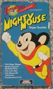 Mighty Mouse VHS
