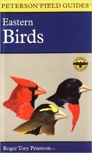 Field Guide to Eastern Birds Bird Book Peterson Field Guides