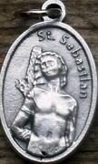 St Sebastian Medal