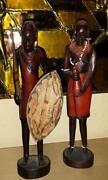 Afrika Figuren