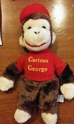 Vintage Curious George Plush