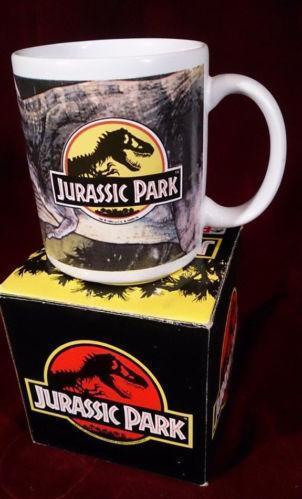 Jurassic Park Mug Ebay