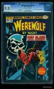 Werewolf by Night CGC