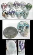 Sugar Skull Beads