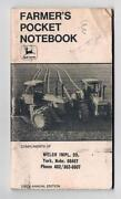 John Deere Notebook