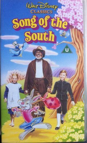 Song of The South: VHS...
