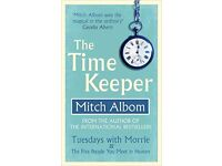 The Time Keeper Paperback 27 Sep 2013 by Mitch Albom (Author)