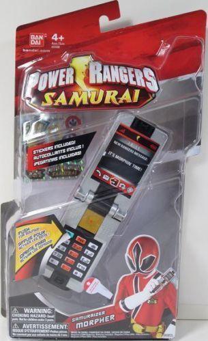 Power Rangers Samurai Morpher | eBay
