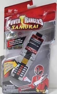 Power Rangers Morpher - New, Used | eBay