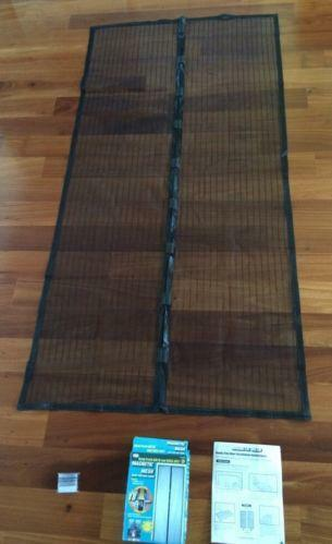 Garden Screen Door