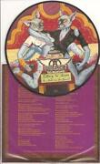Aerosmith Picture Disc
