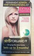 Hair Straightening Kit