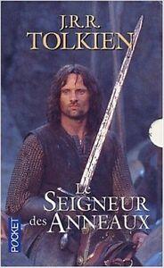 LE SEIGNEUR DES ANNEAUX, COFFRET ( 3 VOLUMES) TOLKIEN J.R.J.