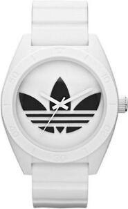 mens adidas watch mens adidas white watch