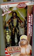 WWE Action Figures Randy Savage