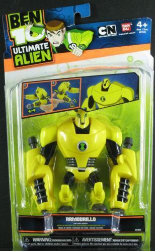 Ben 10 Ultimate Alien ...