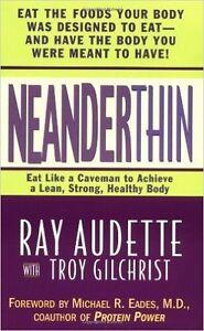 "book ""Neanderthin; Eat like a Caveman to Achieve ..."" Kitchener / Waterloo Kitchener Area image 1"