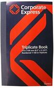 Triplicate Invoice Book