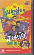 The Wiggles VHS