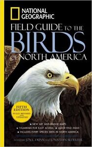 A Field Guide to Seabirds of the World Paperback Bird Book