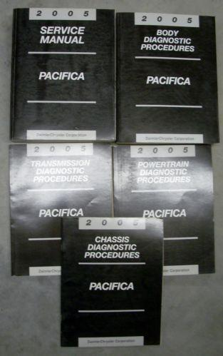 chrysler pacifica repair manual ebay. Black Bedroom Furniture Sets. Home Design Ideas