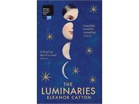 The Luminaries – 1 Aug 2013 by Eleanor Catton